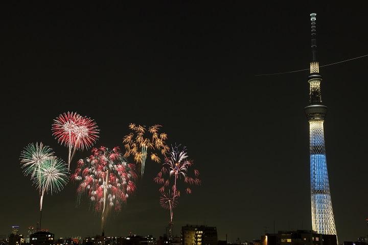 2012年隅田川花火大会